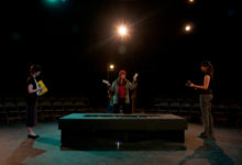 Timon of Athens - 2012 - Director and Scenic Designer