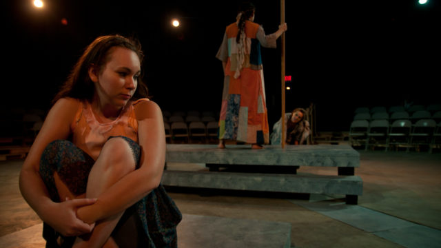 The Tempest – 2011 – Director and Scenic Designer (Photos by Cody Waters)